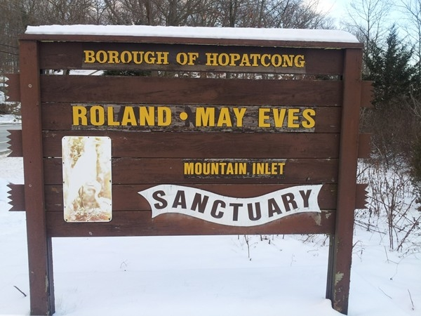 Roland-May Eves Inlet Sanctuary
