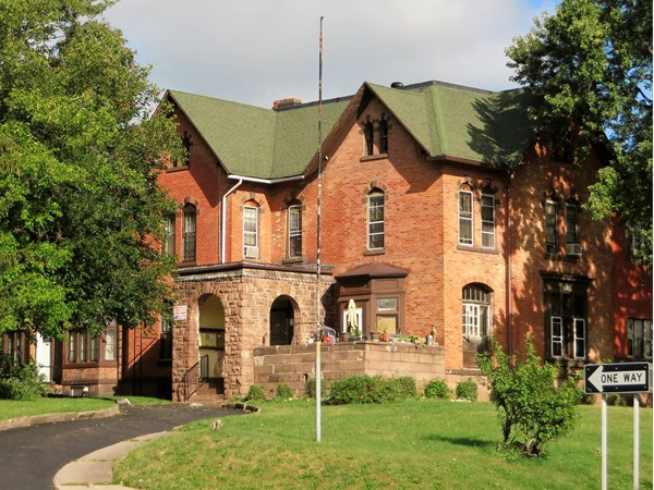 All-brick historic home on Lake Avenue in Rochester