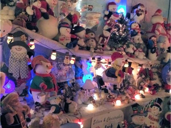Watt Christmas Wonderland in Goshen