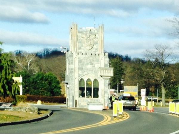 Thayer Gate at West Point