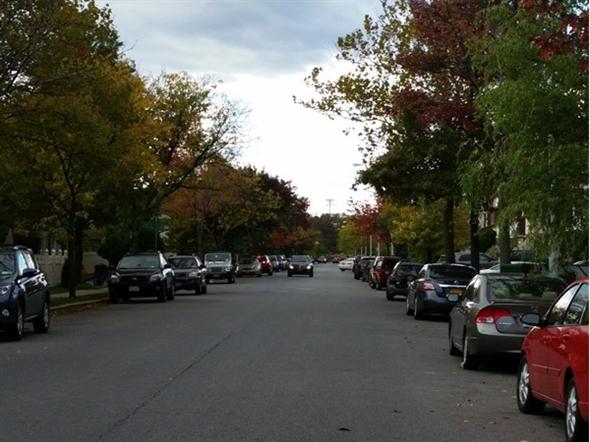 Lisk Avenue is  just few blocks to Staten Island Expressway