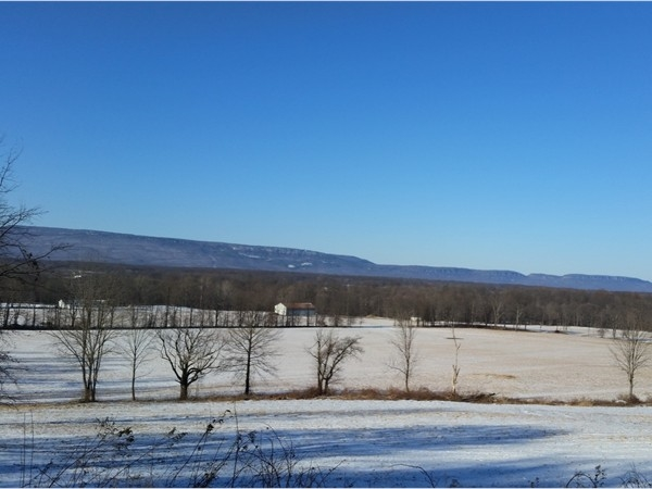Shawangunk Ridge Mtns. spans Ulster, Orange and Sullivan Counties. 47 miles and 2,289 ft. high