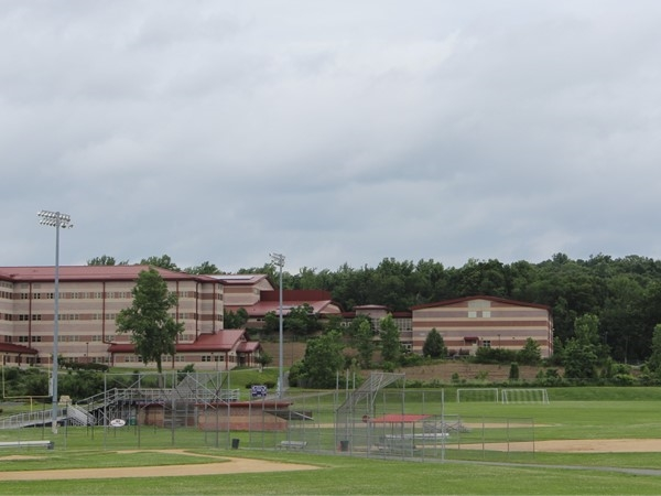 High school baseball fields
