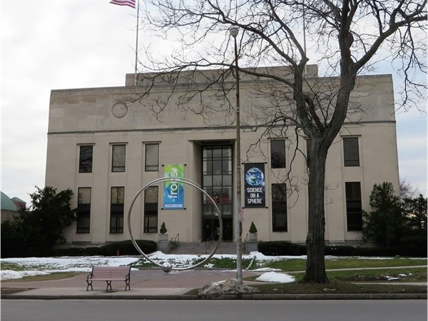 Rochester Museum and Science Center at 657 East Avenue in Rochester, open 9-5 p.m.