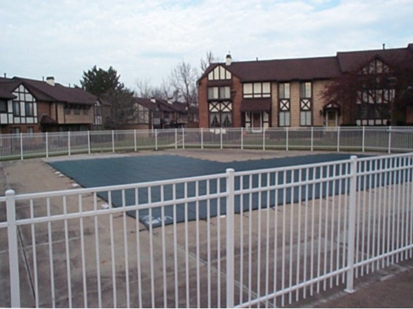 Swimming pool in Windsor Square in Penfield