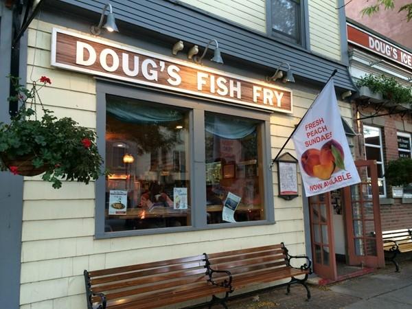 Love Doug's!