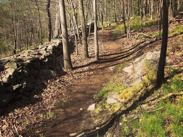 Granite Mountain Preserve has over 400 acres of preserved land