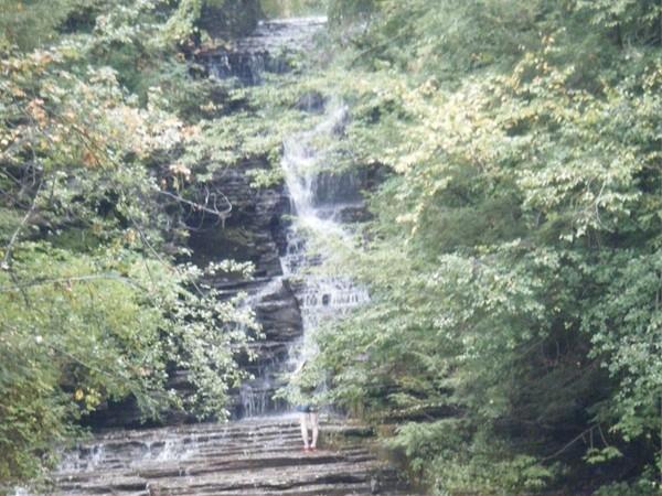 Upper Buttermilk Falls