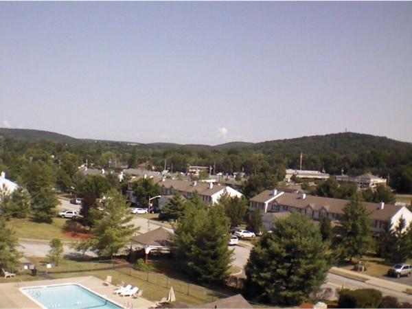 Pool at Pine Ridge