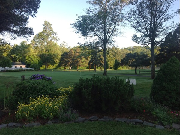 Tan Tara Golf Club in Pendleton - I miss golfing here with my parents. It is so beautiful