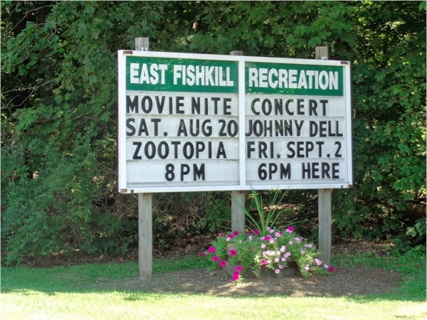 The Town of East Fishkill offers a variety of recreational activities for the whole family to enjoy