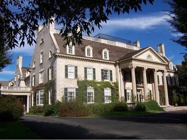 The George Eastman House at 900 East Avenue