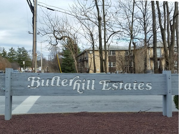 Butterhill Estates entrance from NYS Route 94