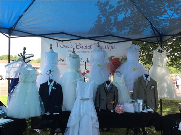 Local bridal shop