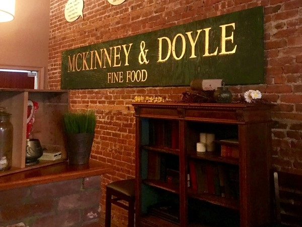 McKinney & Doyle located in the quaint Village of Pawling - Fine food in an inviting atmosphere