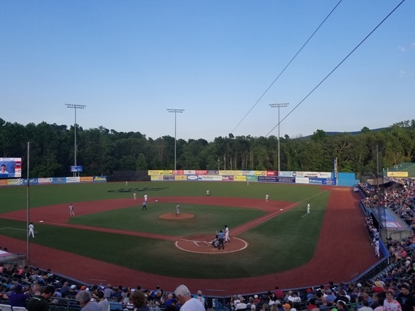 Don't miss Summer Nights at Dutchess Stadium...fireworks are fantastic
