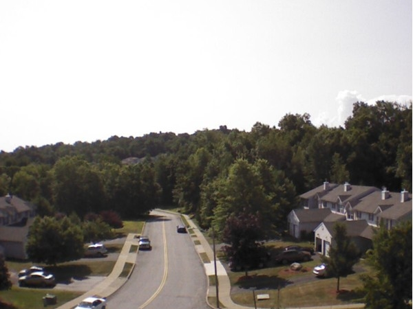 Street view of Pine Ridge Condominiums