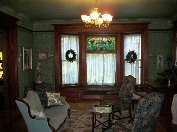 The Parlor in the Senator's Mansion