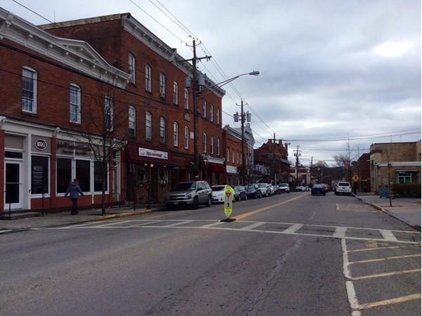 Downtown Warwick