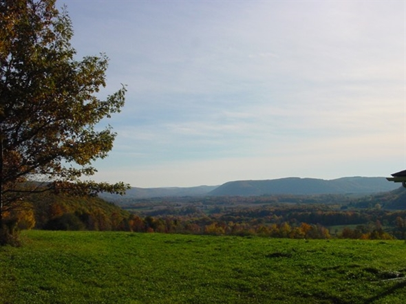 View of Cohocton Valley