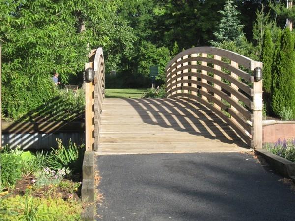 Freedom Bridge at Vitale Park