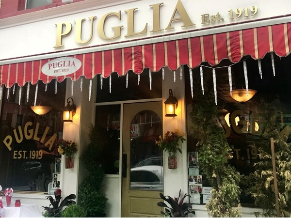 PUGLIA in Little Italy is a welcoming dining experience for sure