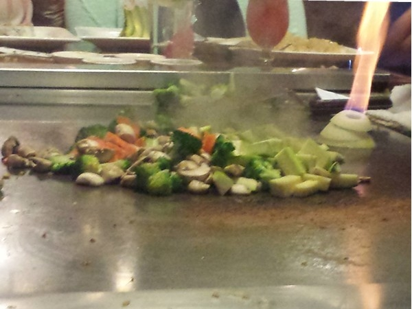 Kyoto Japanese Restaurant specializing in Sushi and Hibachi. Located near Boulevard Mall