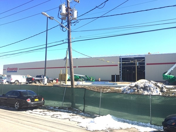 Oceanside residents are patiently waiting for the new Costco Wholesale to open August 2017