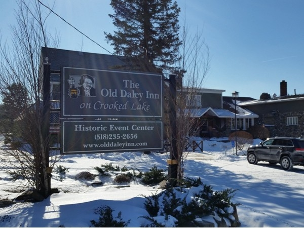 The Crooked Lake House is now The Old Daley Inn