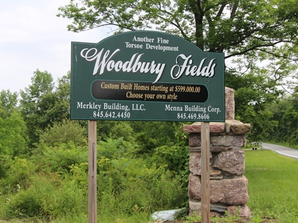 Welcome to Woodbury Fields - New construction in Highland Mills