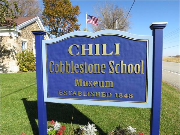 Cobblestone School Museum