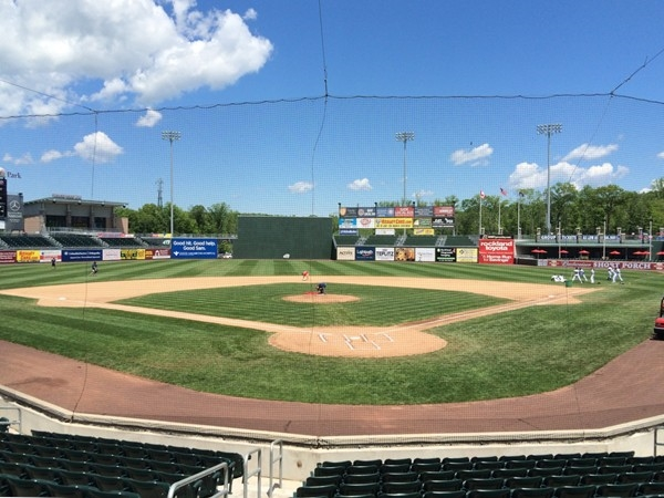 Provident Bank Park in Rockland County