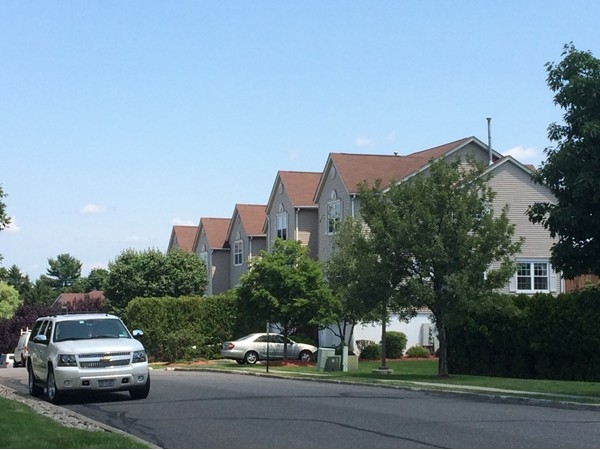 Townhouses at Windsor Crest