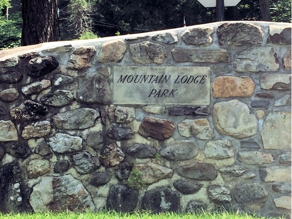 Welcome to Mountain Lodge Park