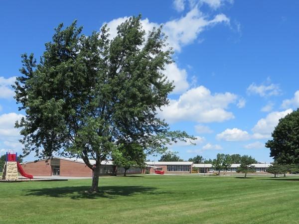 Winslow Elementary School on Pinnacle Road in Henrietta