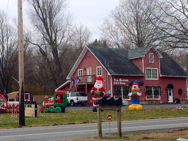 Christmas in Walden