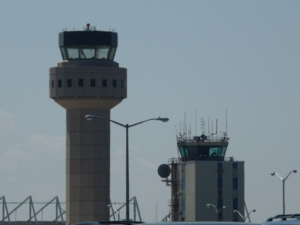 Control Tower at MacArthur