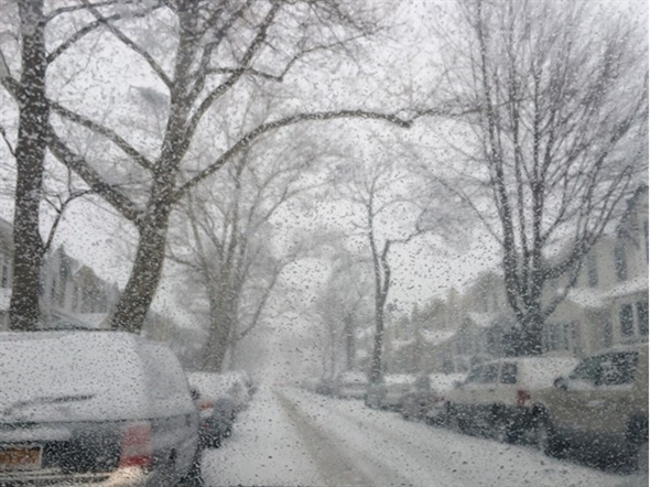 Be careful driving during this blizzard. If you can, stay home and enjoy quality family time