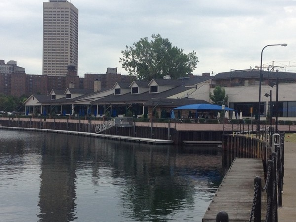 Templeton Landing: A great place to enjoy a meal and a nice view.