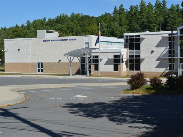 About 250 students from Kindergarten through sixth grade attend school here.