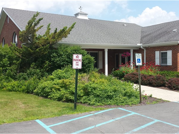 Campbell Hall/Hamptonburgh town hall is resident friendly for information and  organizations