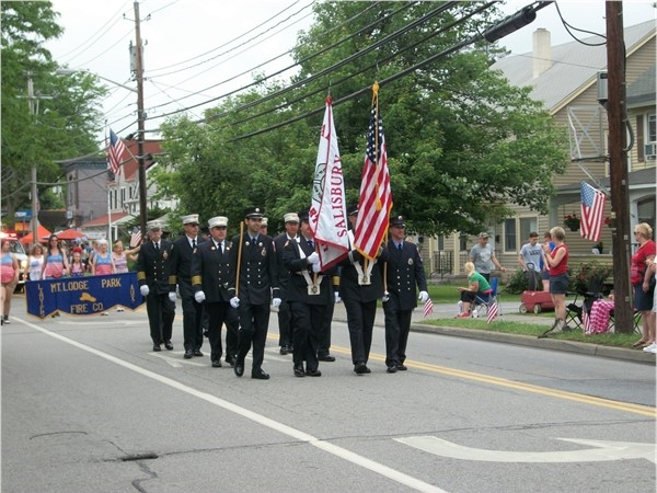 The Memorial Day Parade honored our military