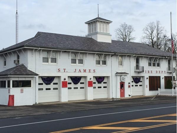 St James Fire Department