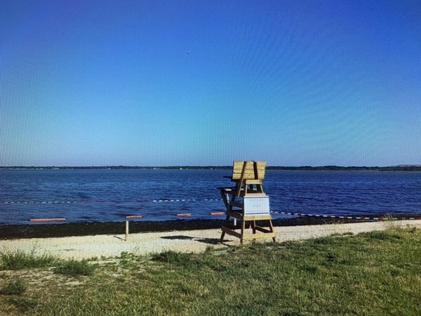 Smith Point County Park - Lifeguard Station