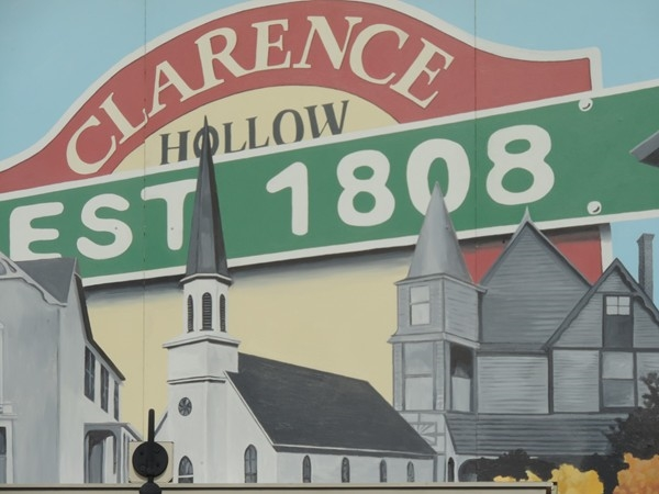 Established in 1808, Clarence is the oldest town in Erie County.