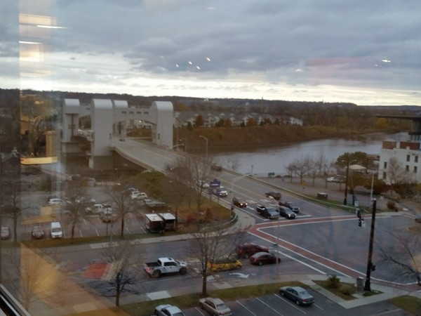 View from Dr. Cooney's office - Orthodontic specialist