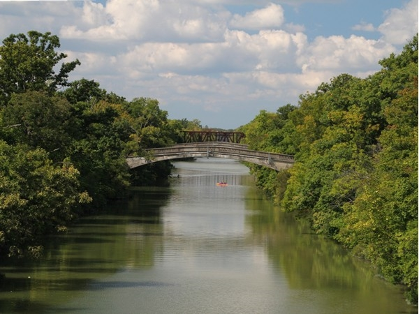 The Erie Canal. Your recreation connection