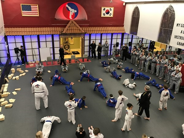 Classes at United Martial Art Center in Warwick