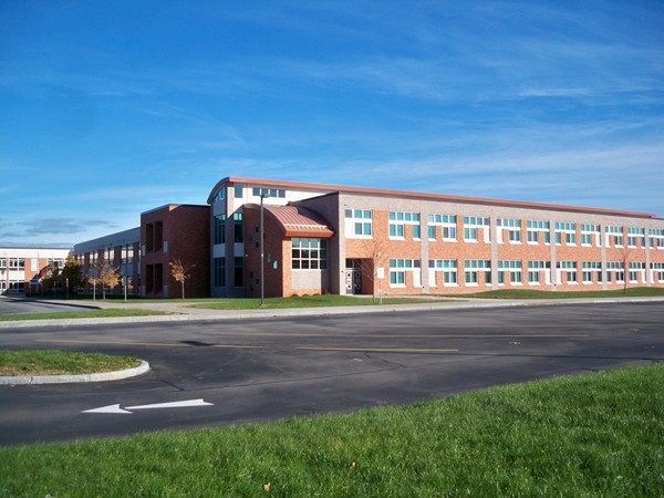 Bay Trail Junior High School for Penfield on Scribner Road