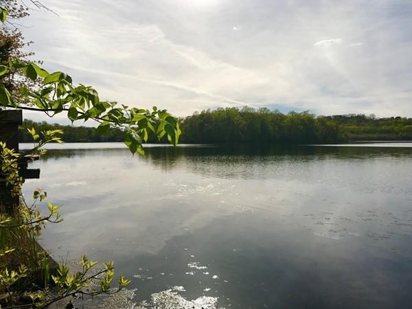 Round Lake in Monroe